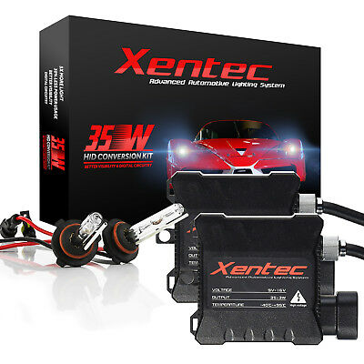 9005 Hid Conversion Kit - Xentec HID Conversion Kit Xenon Light H1 H3 H4 H7 H11 H13 9004 9005 9006 9007 H8