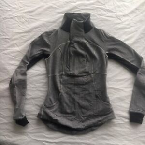 Lot of three running tops (Nike and Lululemon - size 4/xs)