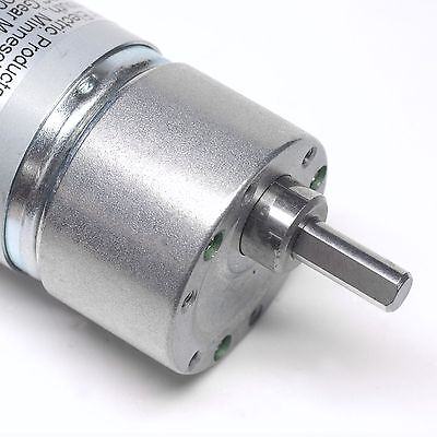 4x Low Noise 24v 301 180rpm Gear Head Motor . Power Electric Products . Pittman