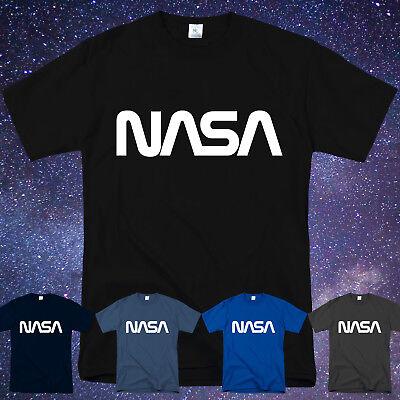 NASA T-Shirt Science Fiction Geschenk Nerd Geek