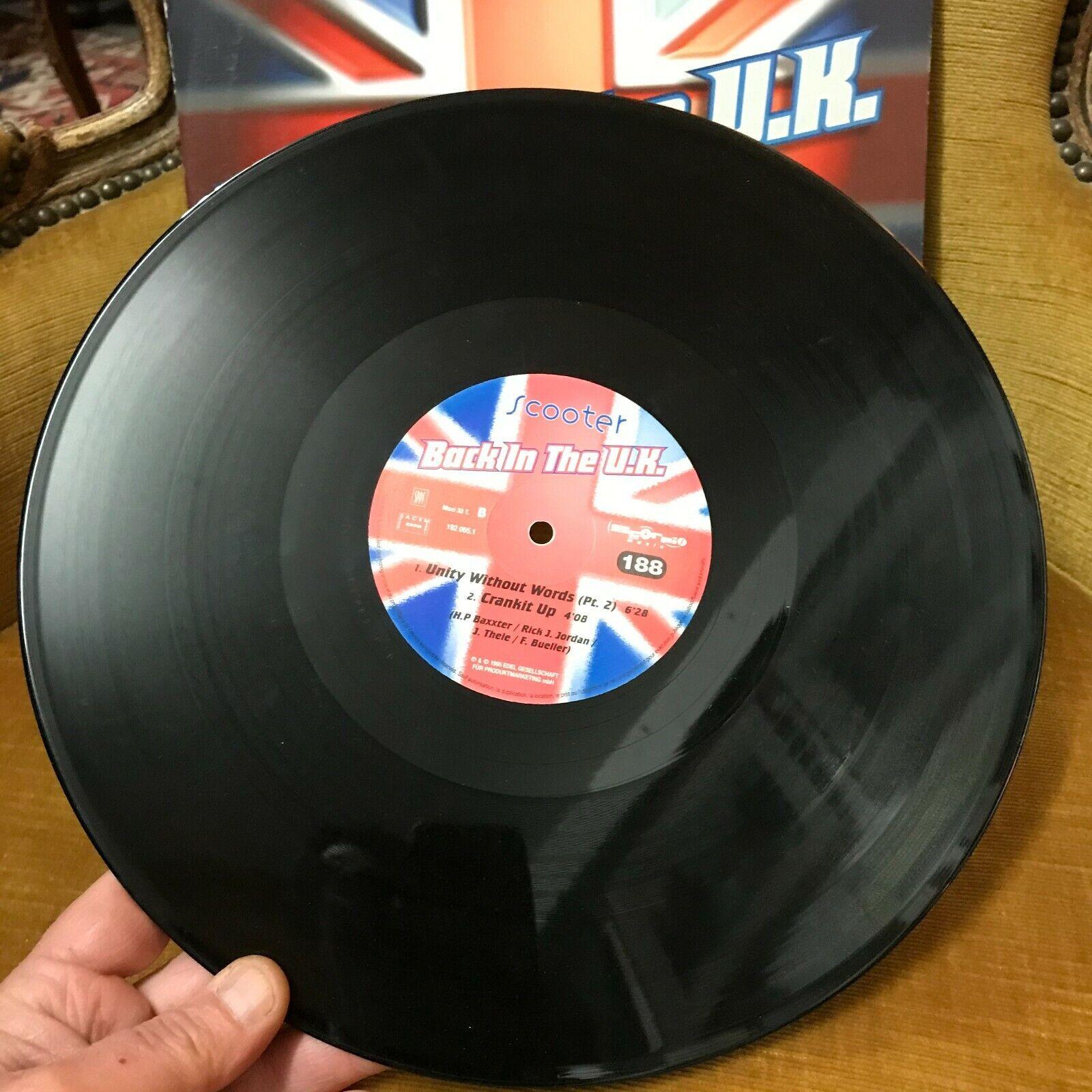 Maxi 33 rpm tours 12