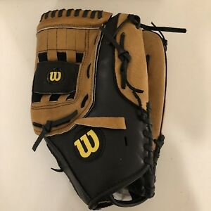 Wilson Baseball Glove 13'' Left hand, Genuine Leather.
