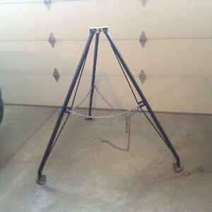 5TH Wheel Tripod Stabilizer.