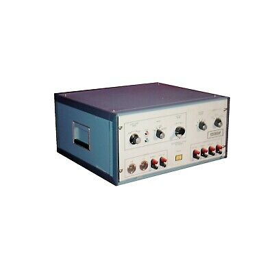 Spectrolab D-1550m Bench-top Electronic Voltage Load Sweep Generator