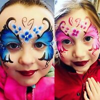 Face painting! Maquillage artistique