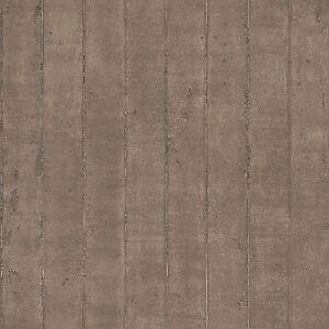 Essener-Papel-pintado-g56240-Steampunk-Concreto-Aspecto-marron-oscuro-de-Pared