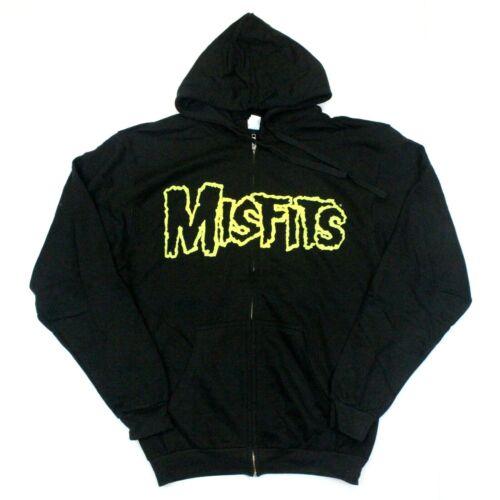 The Misfits Horror Business Full Zip Hoodie Jacket - Black - M