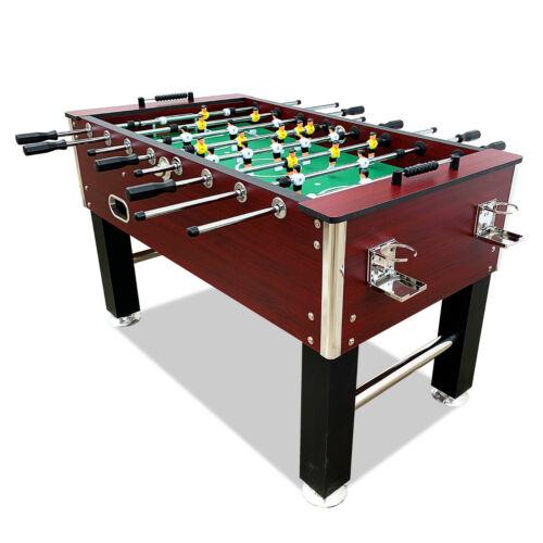 5FT Pub Size Heavy Duty Soccer / Foosball Table 4 Drink Holders