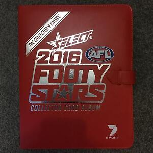 AFL Select football card collection Banksia Grove Wanneroo Area Preview