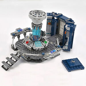 LEGO Doctor Who Tardis (NO MINIFIGS) Split from 21304 (NEW but opened)