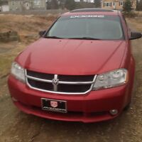 Looking to trade 2008 Dodge Avenger sxt