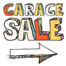 Huge Garage Sale - Saturday 30 July (9am-12pm) Page Belconnen Area Preview