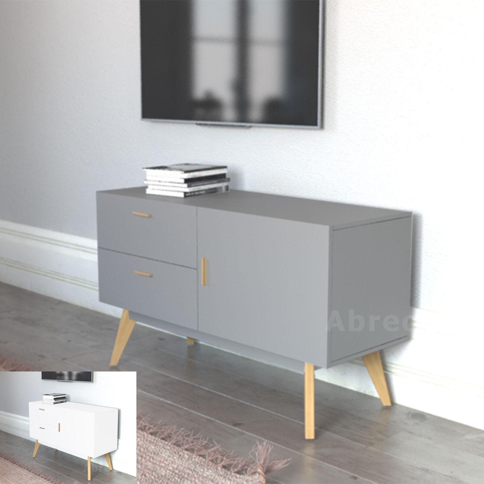Retro Credenza New Scandinavian Credenza Retro Tv Stand Sideboard Furniture White
