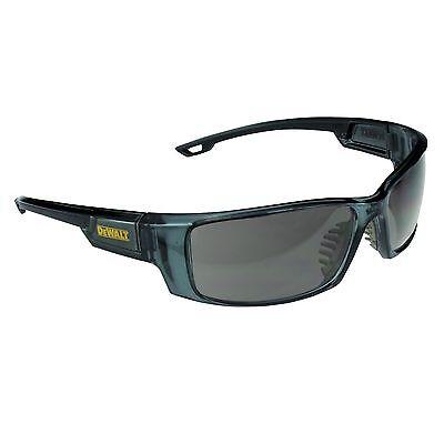 Dewalt Excavator Safety Glasses Smoke Lens Sunglasses Motorcycle Shooting