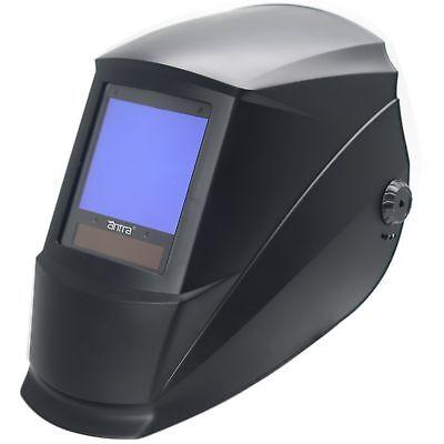 Antra™ AH7-X90-0000 Solar Power Auto Darkening Welding Helmet Shade 4/5-9/9-13