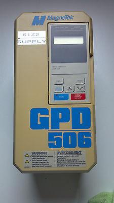 Magnetek Gpd506v-b011 Ac Drive