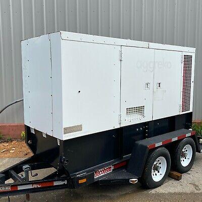 150kw Aggreko Industrial Portable Generator