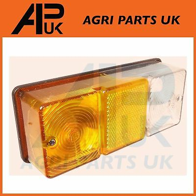 Massey Ferguson Tractor RH Front Side Indicator Flasher Parking Light Lamp