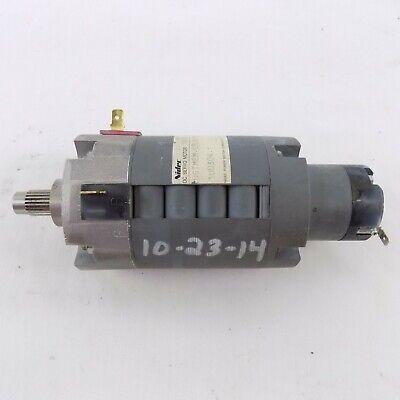Charmilles Robofil Edm Wire Drive Motor Abb Nidec 100430610 Ugtmem-03lb27sr