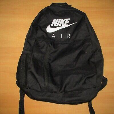 NIKE AIR Classic Backpack - Black