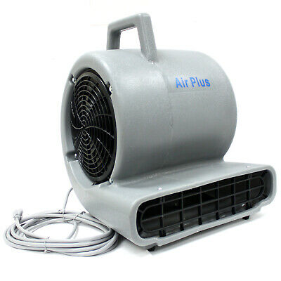 Water Damage Restoration1900cfm Air Mover Wet Carpet Dryer Floor Blower Fan
