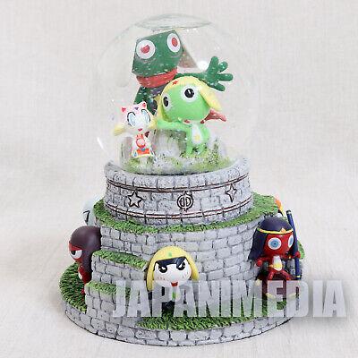 Sgt. Frog Keroro Gunso Diorama Figure Giroro Tamama Kururu Dororo JAPAN