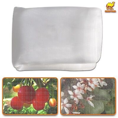 Protection Netting - Multi-size Mosquito Netting Bug Insect Bird Net Garden Protective Mesh Barrier