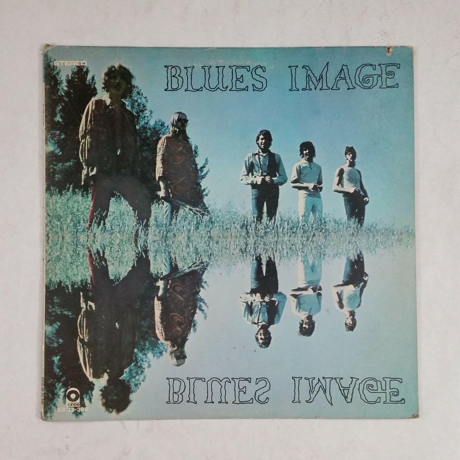 BLUES IMAGE s/t SD33300 LP Vinyl VG+ Cover VG near + Small Notch