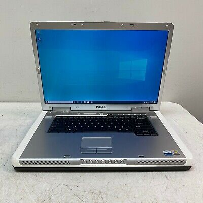 "Dell Inspiron 9400 17.3"" Laptop Intel T2500 @ 2.00 GHz 2GB 160GB HDD Win 10 Pro"