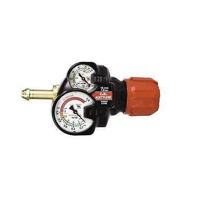 Victor Edge 2.0 Series Ess4 Acetylene Regulator 0781-3603