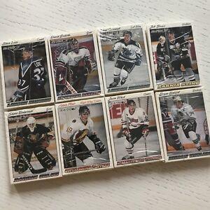 c6e0c298a8ae5 1996-97 Slapshot OHL Team Sets