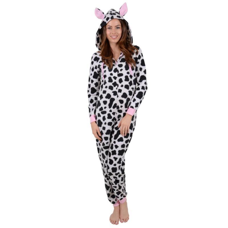 Womens Cow Onesie  abda50da6