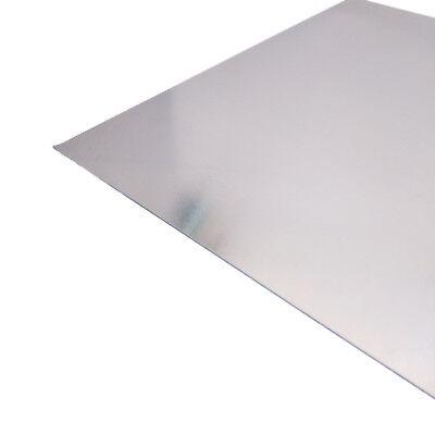 Us Stock 6pcs 0.6 X 250 X 330mm 1060 99.6 Pure Aluminum Thin Sheet Foil Plate