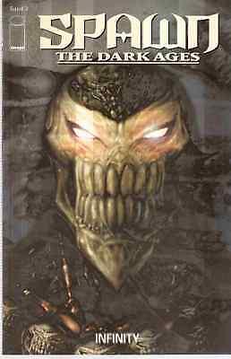 Comic - Spawn - The Dark Ages - Nr. 3  - Infinity Verlag deutsch