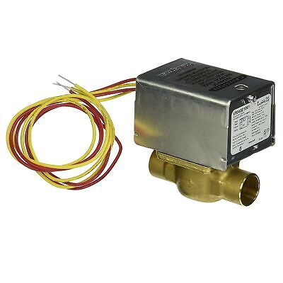 Honeywell V8043e1061 24v 2-position Sweat Zone Valve 34