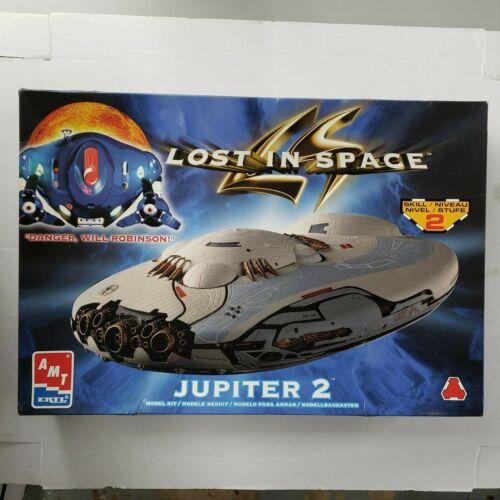 1998 Vintage AMT ERTL Lost in Space Jupiter 2  Model Kit #8459 - OPEN BOX