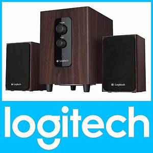 LOGITECH Z443 2.1 STEREO COMPUTER SPEAKERS W/ SUBWOOFER St Leonards Willoughby Area Preview