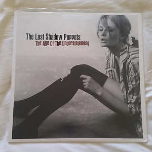 The Last Shadow Puppets- The Age Of The Understatement vinyl Perth Perth City Area Preview