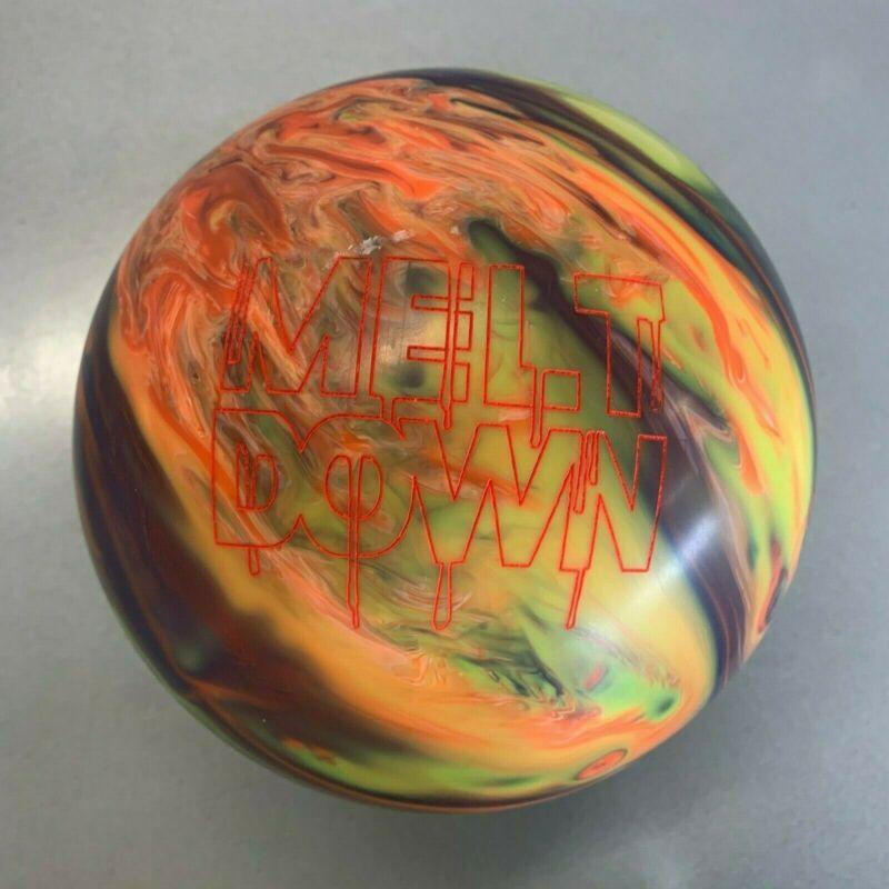 Columbia 300 Melt Down BOWLING ball 16 lb new in box.
