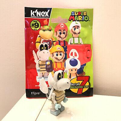 Knex Nintendo Super Mario Series 9 Para Dry Bones Blind Bag Figure New Sealed