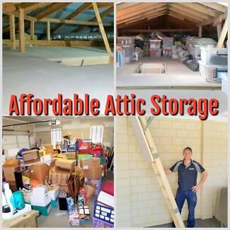 Attic Storage, by Attic Lad wa