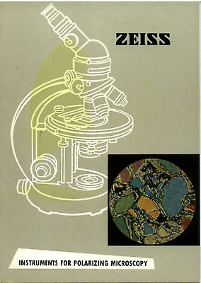 Zeiss Polarizing Microscope Manual On Cd