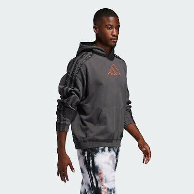 Daniel Patrick x James Harden Adidas XL Hoodie Basketball FR5635 NWT $180.00