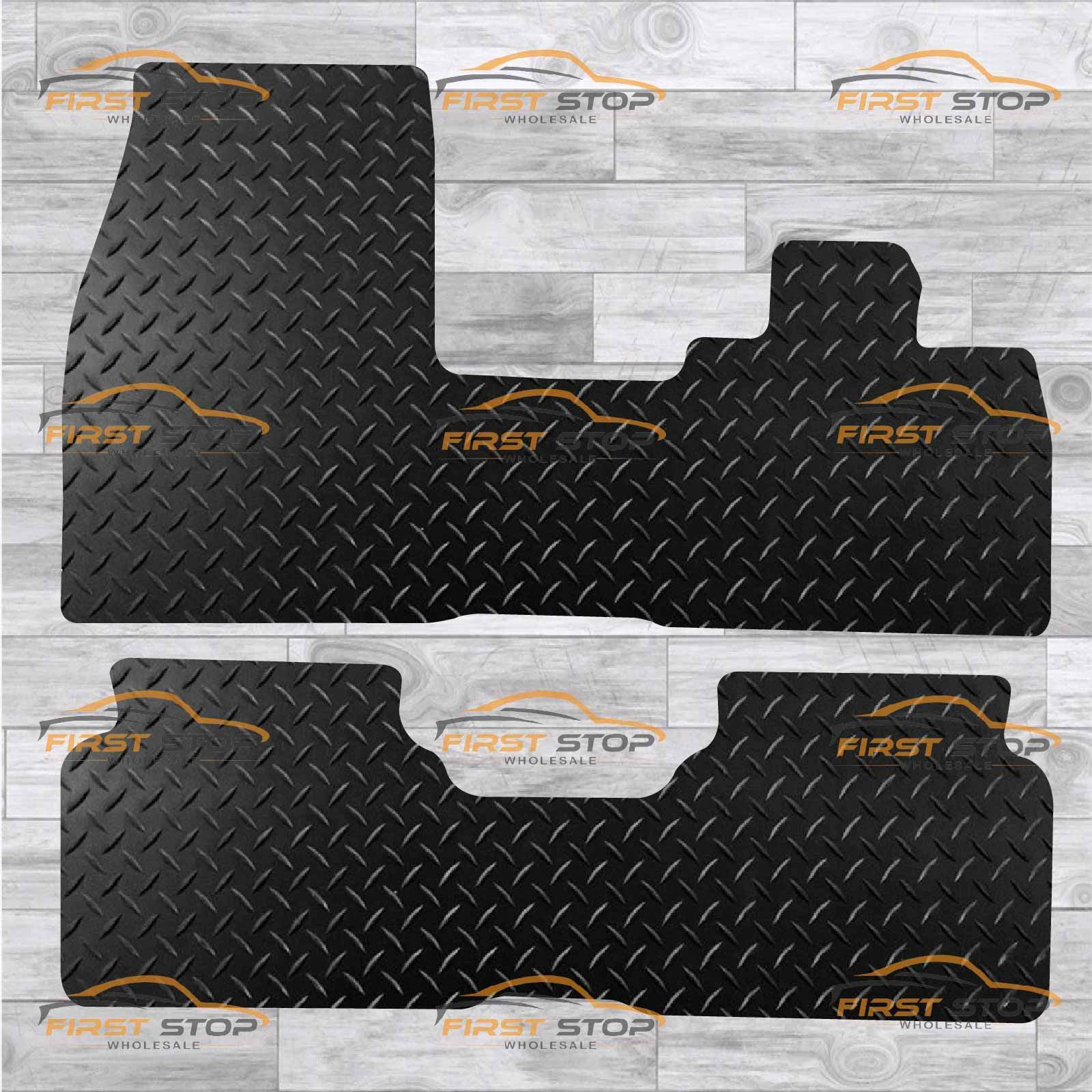 Bmw I3 Electric Tailored Boot Mat Carpet //Rubber