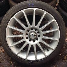 (A12) Holden Astra 215/40/17 rims and tyres Kelmscott Armadale Area Preview