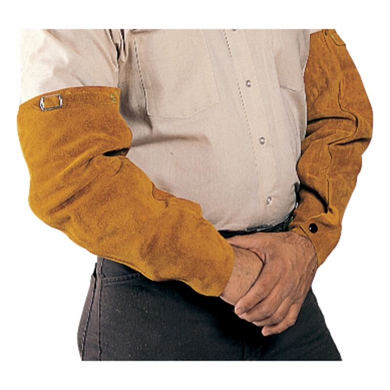 Tillman 18 inch Leather Welding Sleeves (5218)