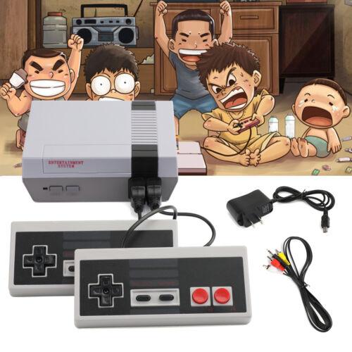 Retro Game Console 620 Built-in MINI Classic Fit for NES Gam