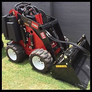 $175p/d Mini Loader Hire DIGGERMATE Carrara Gold Coast City Preview