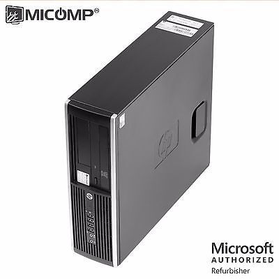 Fast HP Desktop Computer PC Intel Core i5 Quad 3.1Ghz 8GB RAM 1TB Windows 10 64