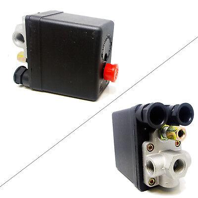 Air Compressor Pressure Switch For Hitachi EC12 EC129 EC10 EC119 EC79 & (Hitachi Air Tool Air Compressor)